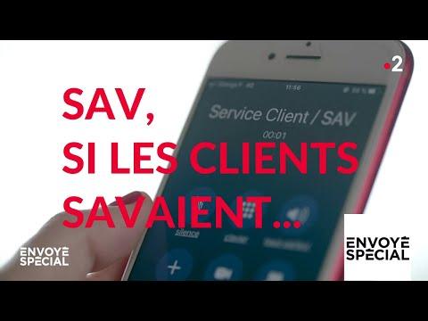 Envoyé spécial. SAV, si les clients savaient... - 7 février 2019 (France 2)