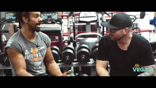 PLANT BASED POWER WITH DAVID HAYE