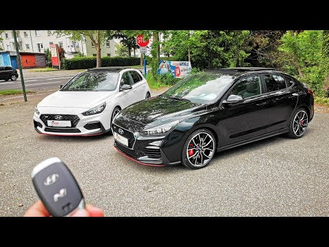 2019 Hyundai I30N Vs I30N Fastback - Which One Do You Choose?