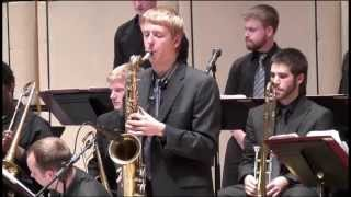 Swing That Music Ft. Wycliffe Gordon—Central Washington University Jazz Band 1