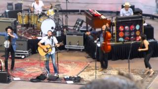 "The Avett Brothers 1 ""Talk on Indolence"", Red Rocks, 7/12/15"