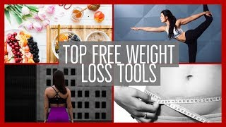 Top Free Weight Loss Tools - How To Lose Weight For Free
