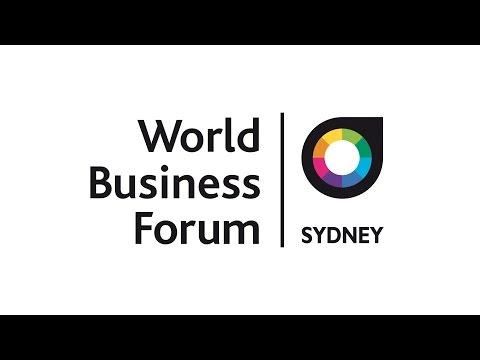 The World Business Forum Sydney 2015