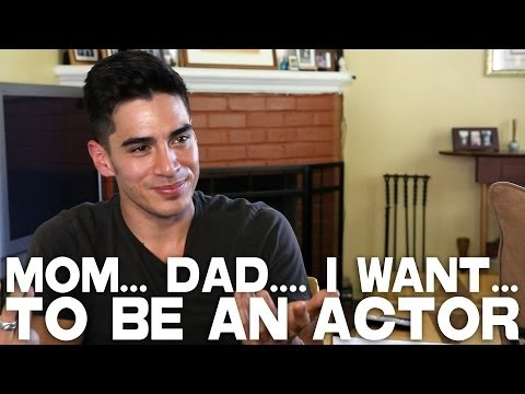 The Day I Told My Parents I Wanted To Be An Actor And Not A Doctor by Michael Galante
