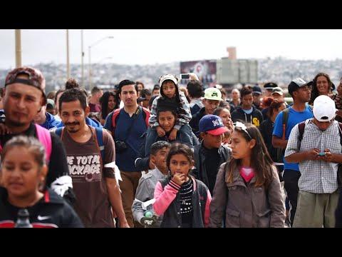 What Ever Happened to That Dangerous Immigrant Caravan?