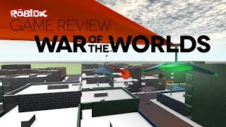 Game Review - The War of the Worlds