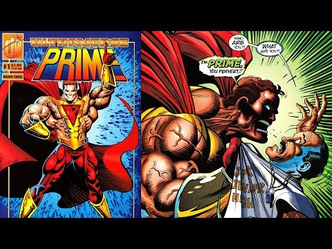 ULTRAVERSE: It's PRIME TIME For Malibu Comics!