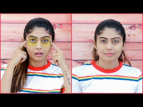 7 AMAZING DARK CIRCLES & SKIN WHITENING HACKS | Rinkal Soni