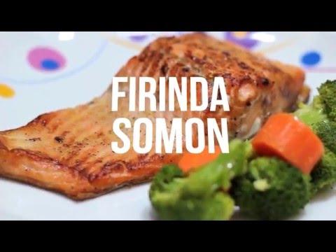 Fırında Somon Tarifi - Hızlı Lezzetler
