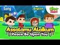 Islamic Cartoons For Kids | Assalamu Alaikum | Omar & Hana