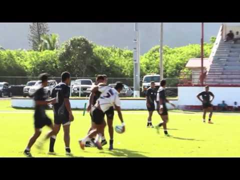 American Samoa TMO Marist 7's Rugby Tournament