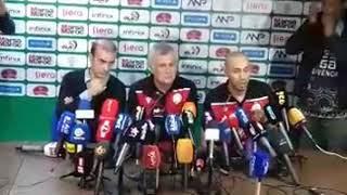 مباشرة من الدار البيضاء : كلمة زوران مدرب الوداد بعد الخسارة في الديربي