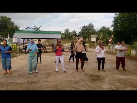 Yel Yel Kampung KB Desa Janju.