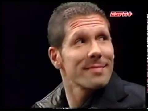 "ESPN Estudio con Diego ""Cholo"" Simeone"