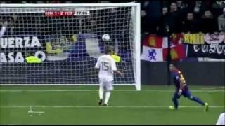 Скачать Реал Барселона 1 2 Обзор матча за 19 01 2012 г