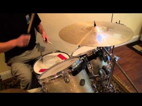 Joke Punch Line Rim Shot Drum Sound