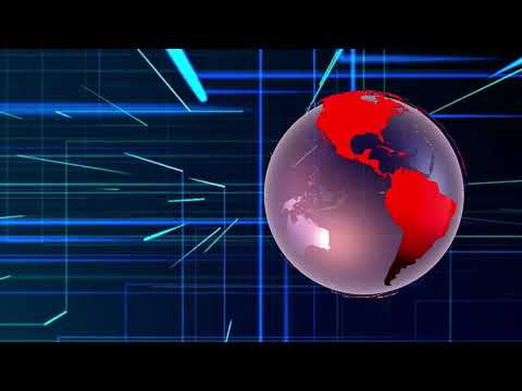 FREE Intro Templates - NO Text - World NEWS Graphics Motion background.