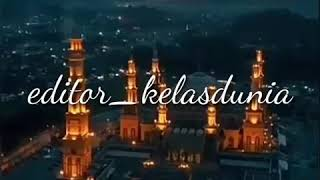 Gambar cover Status WA islami - menyentuh hati!!!