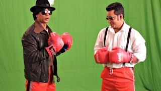 Download Salman Khan Vs Shahrukh Khan Rap Battle Making MP3 song and Music Video