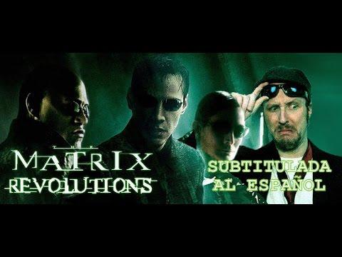 Crítico de la Nostalgia - 275 - Matrix Revolutions poster