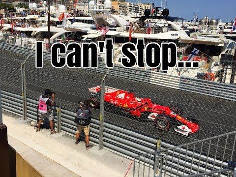 F1 Monaco GP and Paris Things