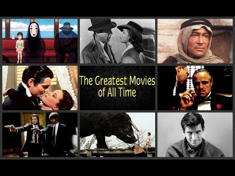 Top 50 Greatest Films of All Time The Best Movies Ever