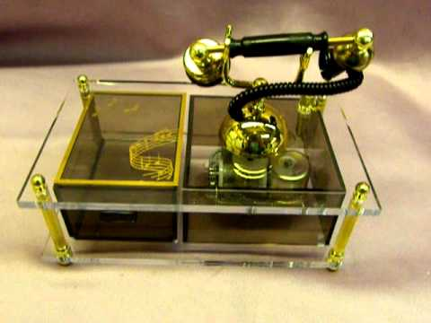 Phone Music Box