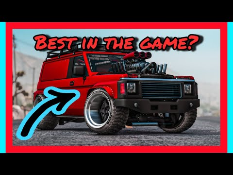 *TOP 5* BEST OFFROAD Vehicles In GTA 5 Online (Offroading Cars) (Los Santos Summer Special DLC)