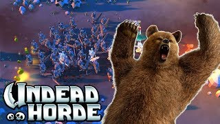 Undead Horde - 2 - Defeating Humanity's Champions! WITH BEARS!