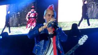 30 Seconds To Mars - From Yesterday (LIVE at the Greek 5/15/10)