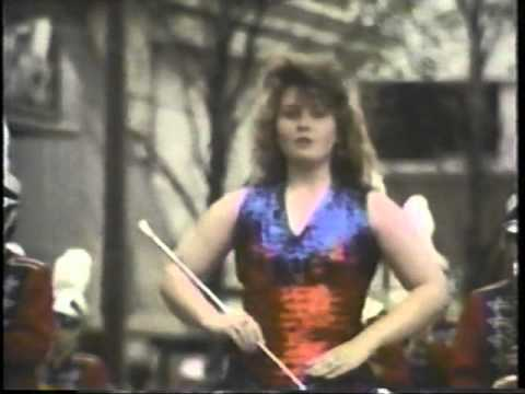 56th (spring of 1991) Annual West Virginia Band Festival Parade (Full)