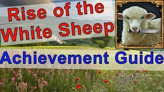 Rise of the White Sheep Achievement Guide