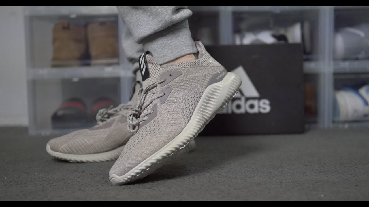 aae1b38ac Adidas Alpha Bounce Unboxing - YouTube