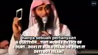 Musik adalah Perusak Islam - Syaikh Nayif Al Sahaf