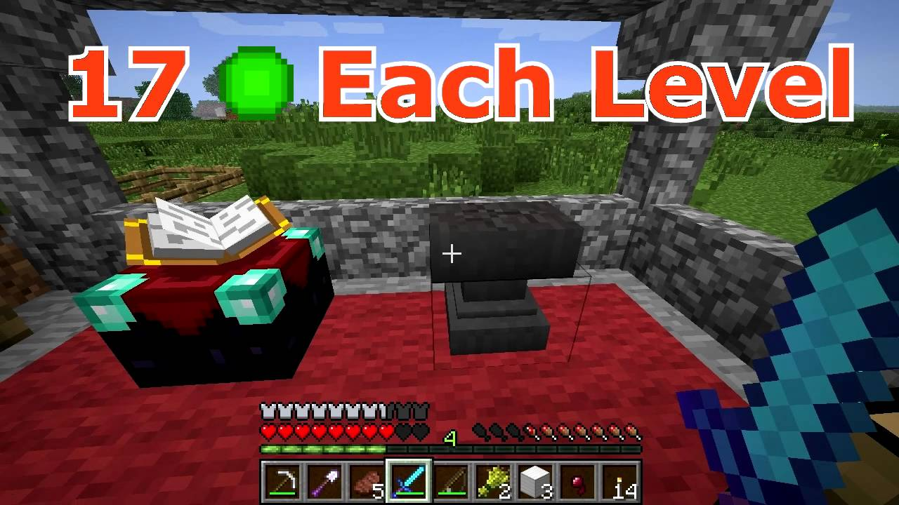 Experience – Official Minecraft Wiki