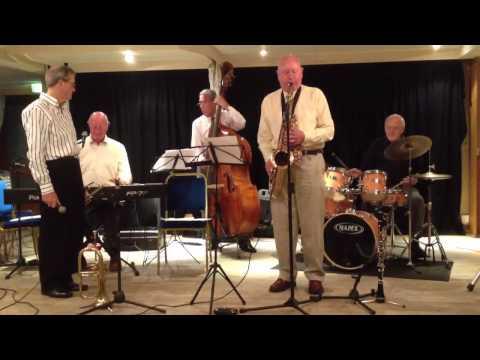 Billy Burton and band