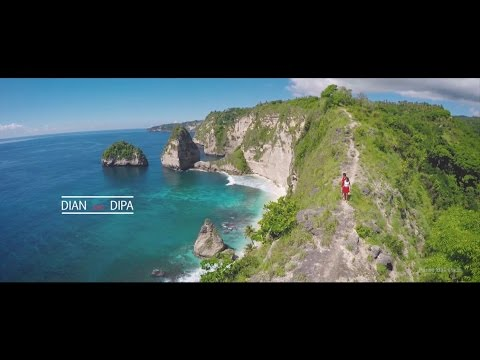 BALI PREWEDDING VIDEO // Nusa Penida [Dipa & Dian] Prewedding Destination Nusa Penida