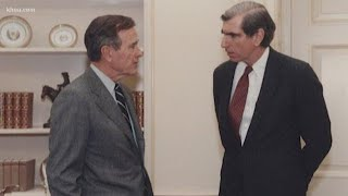 Former White House counsel reflects on Bush 41