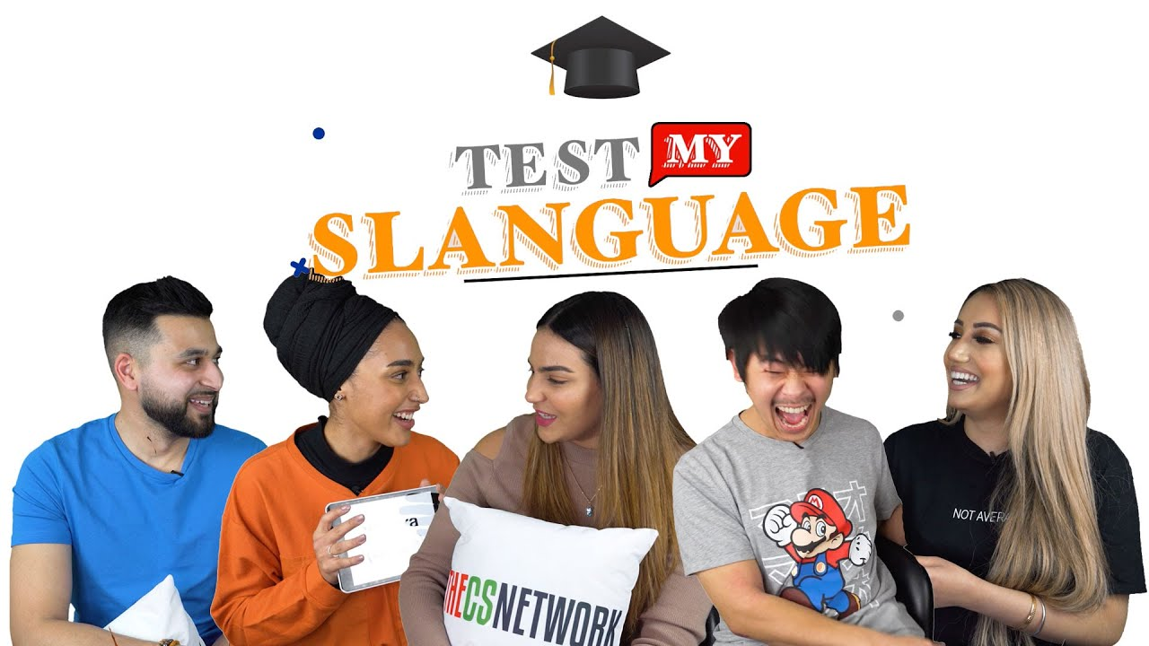 TEST MY SLANGUAGE *BRAND NEW SERIES* [TRAILER]