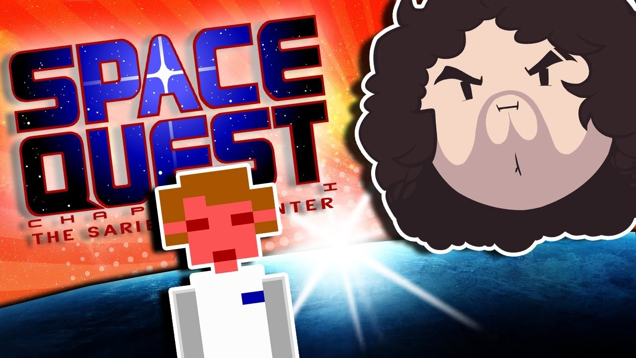 Space Quest I Game Grumps Youtube