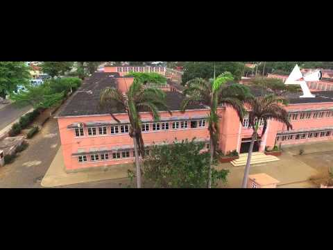 São Tomé e Príncipe - DJI Phantom 3 Pro - 1º teste