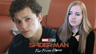 Everyone's Crying!! - Spider-Man: Far From Home Trailer Reaction