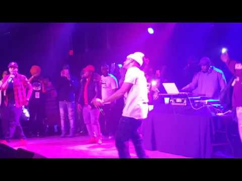 Cassidy - My Drink N' My 2 Step (Live)