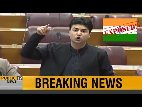 Murad Saeed Blasting Speech in National Assembly on Indian Fake Surgical Strike 2.0