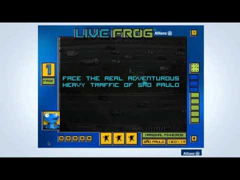 Allianz - Live Frog