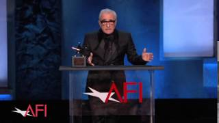 Martin Scorsese presents Mel Brooks with the 2013 Life Achievement Award part 1