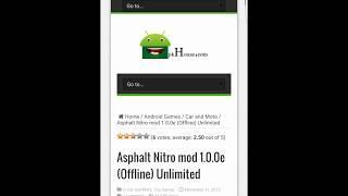 How To Download Asphalt Nitro Mod Apk For S6 Edge