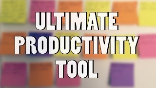 Sticky Note Strategy for Project Management