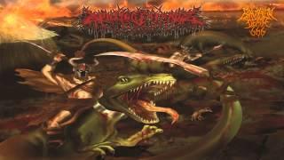 Spilling Entrails - Slamosaurus Rex (2014) {Full-Album}