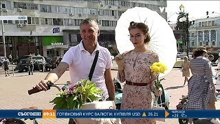 У Києві пройшов ретро фестиваль